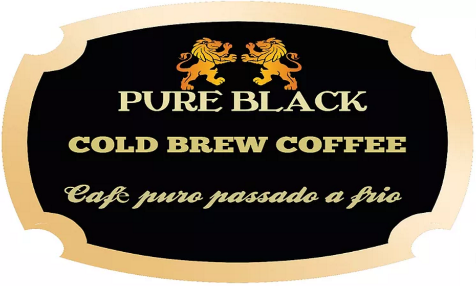 Cafe Pure Black